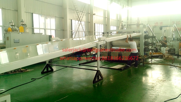 ABS PS PMMA sheet extrusion machine – Tongsan